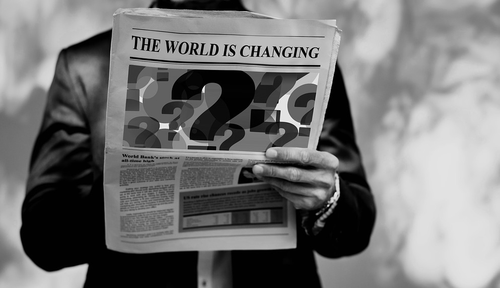 Veränderung in Unternehmen auf agile und einfache Weise